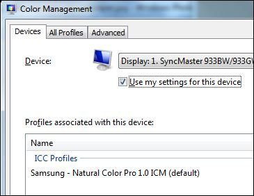 Fix Windows Photo Viewer Yellow Tint Background