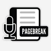 PageBreak Podcast art