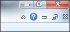 microsoft office help icon