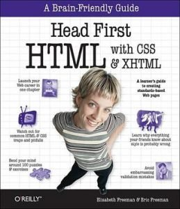 Review: Head First HTML with CSS & XHTML by Elisabeth Freeman