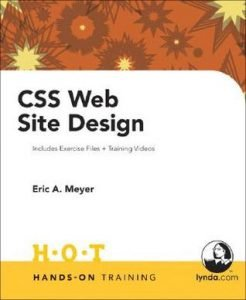 Review: CSS Web Site Design by Eric A. Meyer