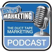 The Duct Tape Marketing Podcast art