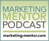 The Marketing Mentor Podcast art