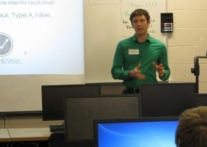 Chad Warner OptimWise Information Technology Careers 1