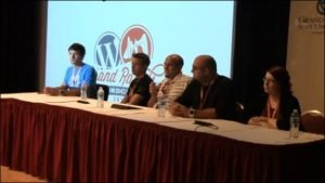 WordPress for Small Business Websites Panel at WordCamp Grand Rapids 2013