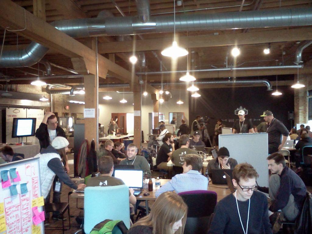 GiveCamp Grand Rapids 2013