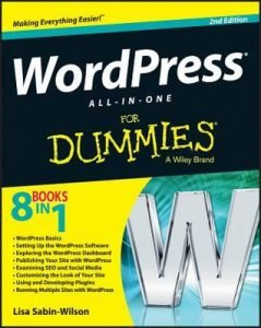 WordPress All-In-One for Dummies 2nd Edition