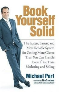 Book Yourself Solid cover