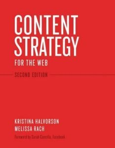 Content Strategy for the Web cover