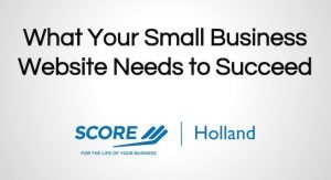What Your Small Business Website Needs to Succeed OptimWise