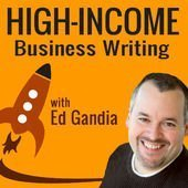 High-Income Business Writing podcast art