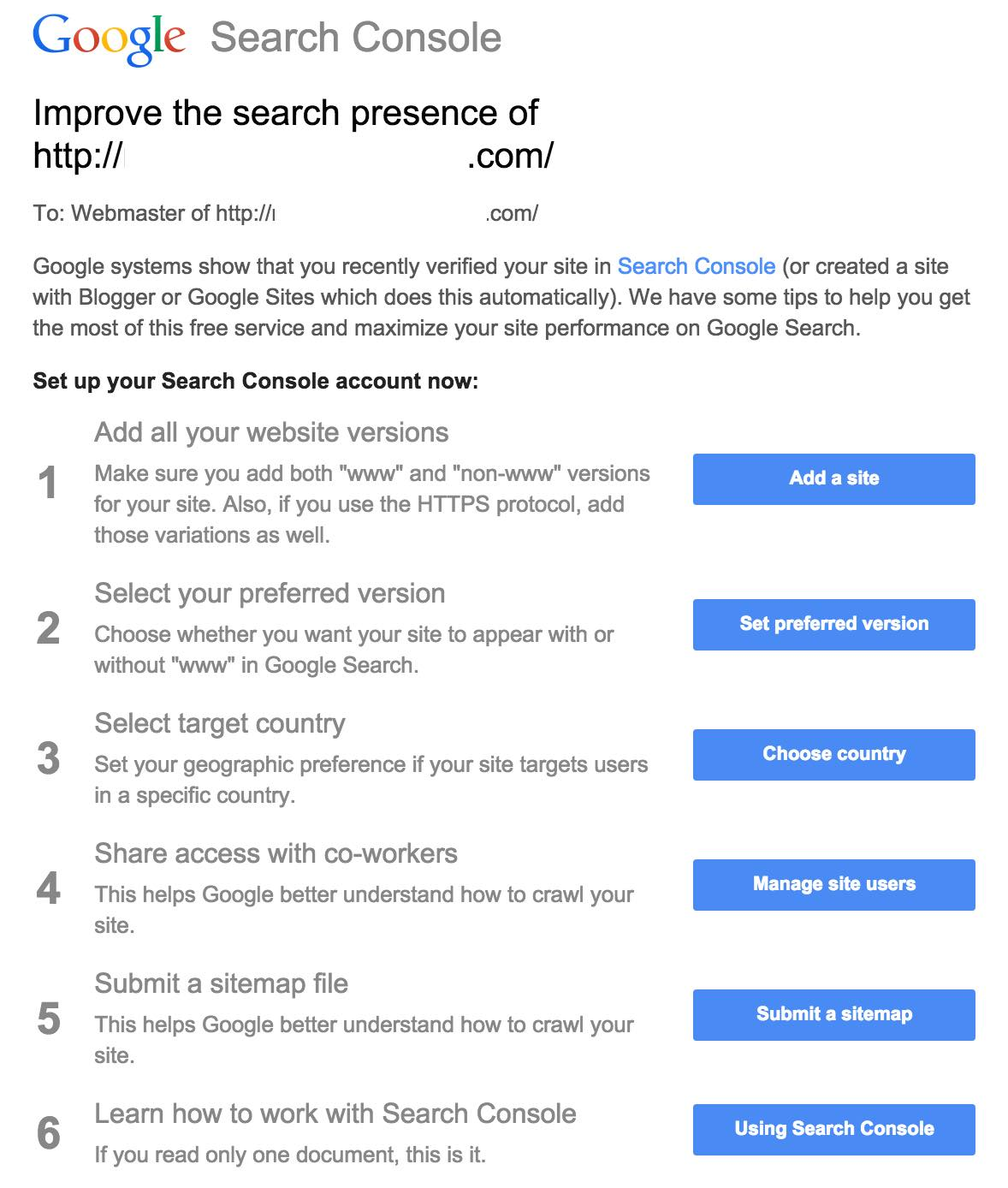 really cheap shades of nice shoes Google Search Console: First Steps to Improve Search ...
