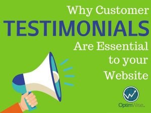 Why Customer Testimonials Are Essential to Your Website