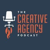 The Creative Agency Podcast Art