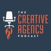 The Creative Agency Podcast Art