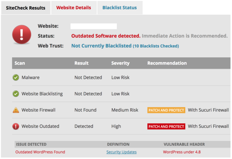 How to Scan a WordPress Site for Malware | OptimWise