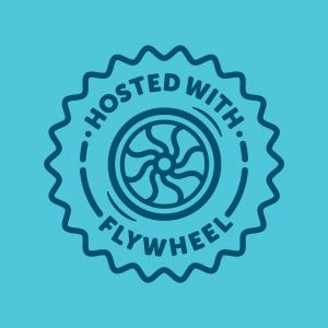 Flywheel managed WordPress hosting logo